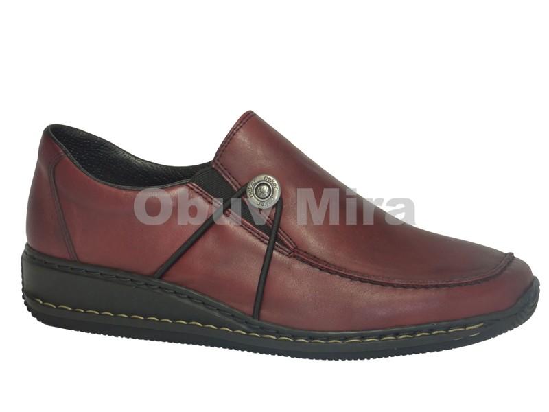 94a6fbc7dc9c Boty Rieker - dámská celoroční obuv