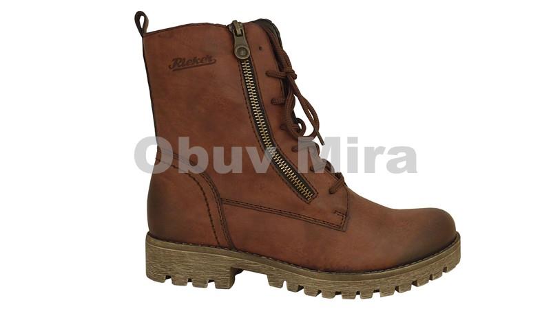 c230f9d9c0ce Dámská obuv RIEKER 785C4-35 VINACCIA