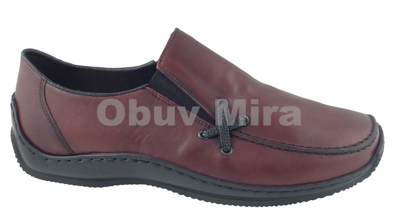 Dámská obuv RIEKER L1783-36 ROT 1d2735ab172