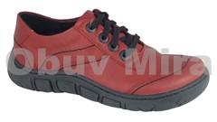 Dámská obuv Kacper 2-0552 RED