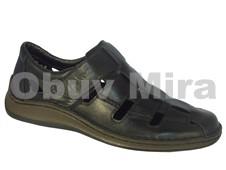 Boty Rieker - pánská vycházková obuv