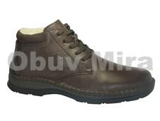 Boty Rieker - pánská zimní obuv