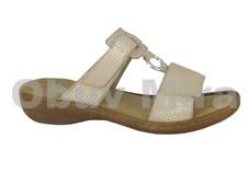 Boty Rieker - dámská letní obuv