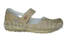 Dámská letní obuv Kacper 2-1172 BEIGE
