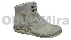 Dámské boty Kacper 4-6420 GRAU