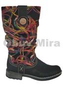 Boty Rieker - dámská zimní obuv