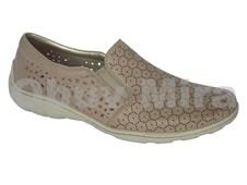 Boty Rieker - dámská celoroční obuv