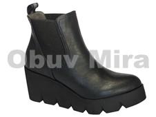 Boty Marco Tozzi - dámská zimní obuv